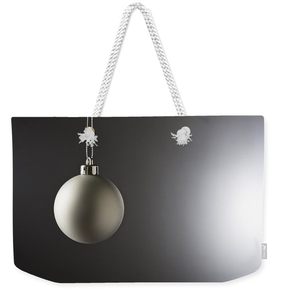 Christmas Bauble  Weekender Tote Bag