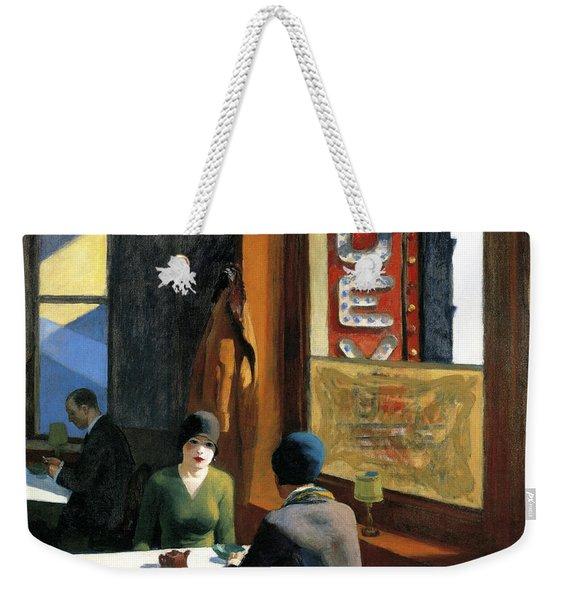 Chop Suey Weekender Tote Bag