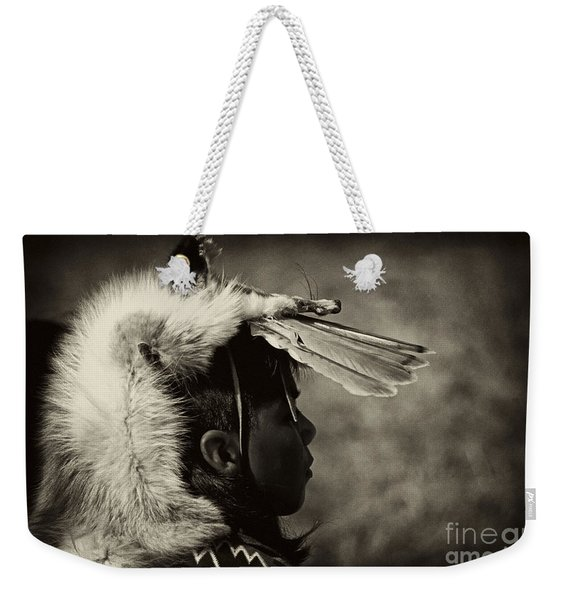 4 - Feathers Weekender Tote Bag