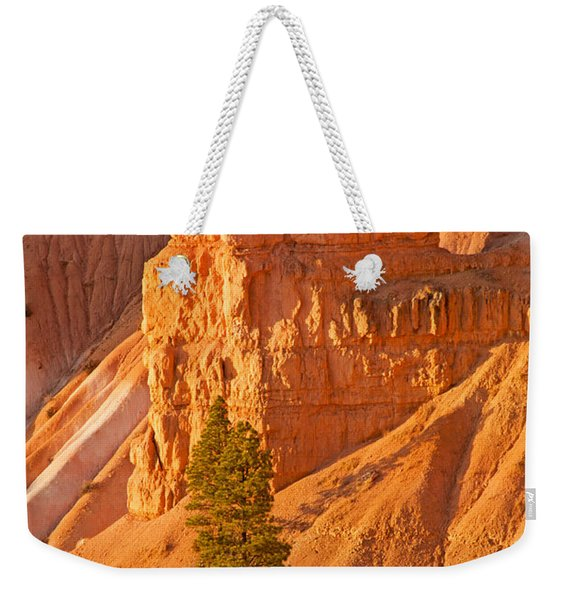 Sunrise At Sunset Point Bryce Canyon National Park Weekender Tote Bag