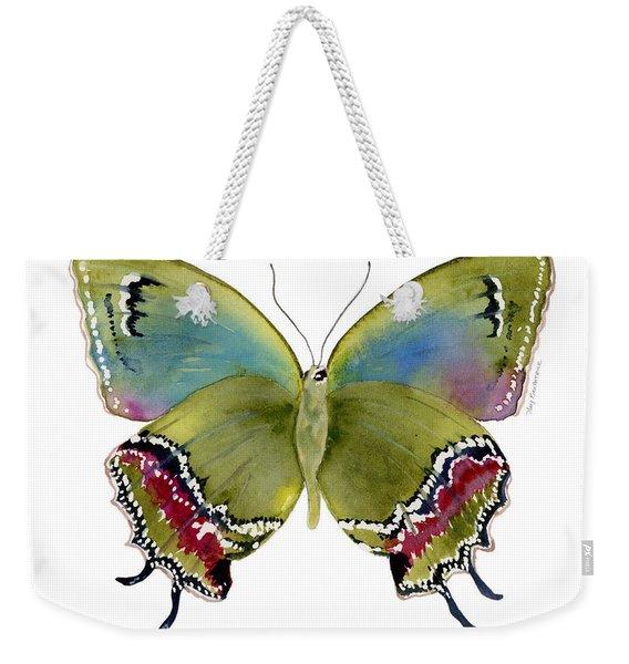 46 Evenus Teresina Butterfly Weekender Tote Bag