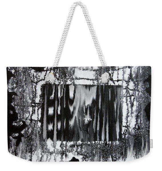 Magic Rectangle Weekender Tote Bag