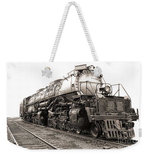 4884 Big Boy Weekender Tote Bag