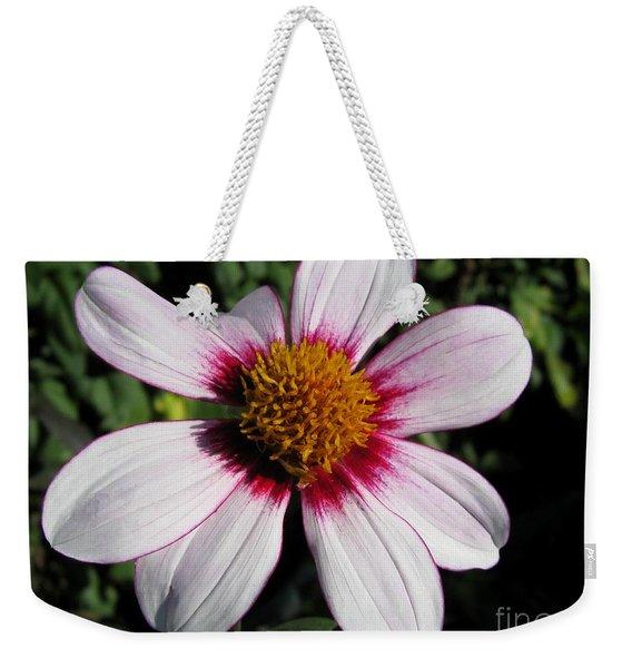 Dahlia Named Mii Tai Weekender Tote Bag