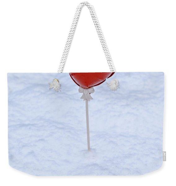 Red Balloon Weekender Tote Bag