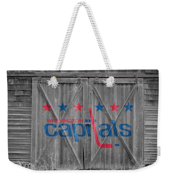 Washington Capitals Weekender Tote Bag