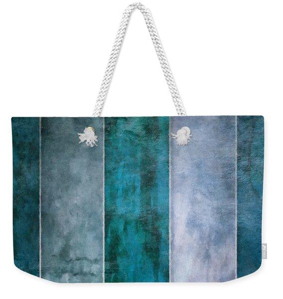 5 Water Weekender Tote Bag