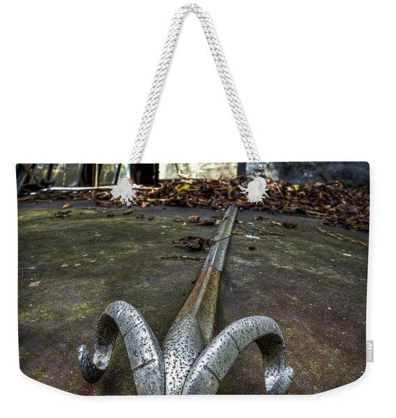 50s Dodge Ram Ornament Weekender Tote Bag