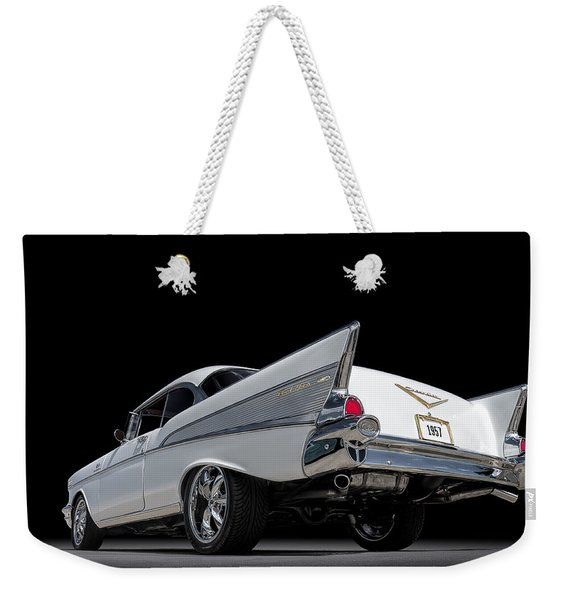 '57 Bel Air Weekender Tote Bag