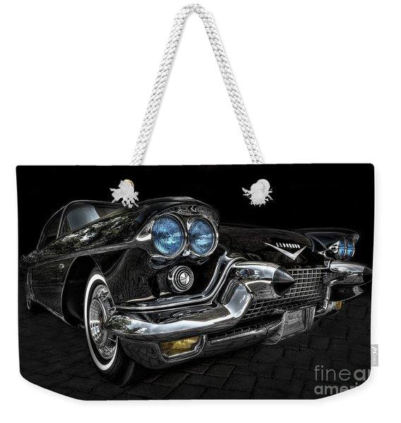 57 Eldorado Brougham2 Weekender Tote Bag