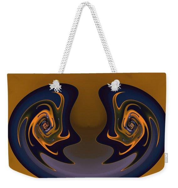 Untitled 17 Weekender Tote Bag