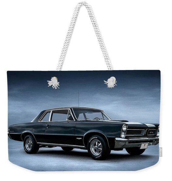 '65 Gto Weekender Tote Bag
