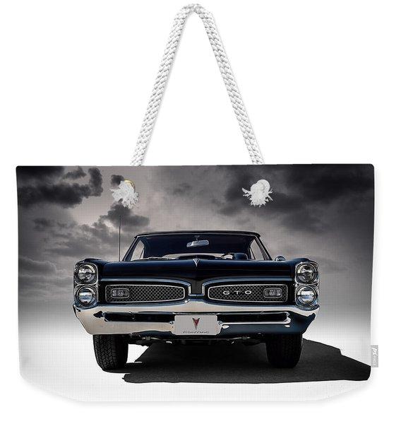 '67 Gto Weekender Tote Bag