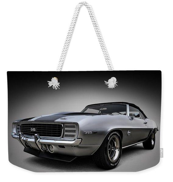 '69 Camaro Ss Weekender Tote Bag