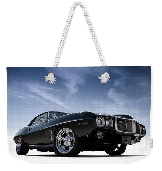 69 Firebird Weekender Tote Bag