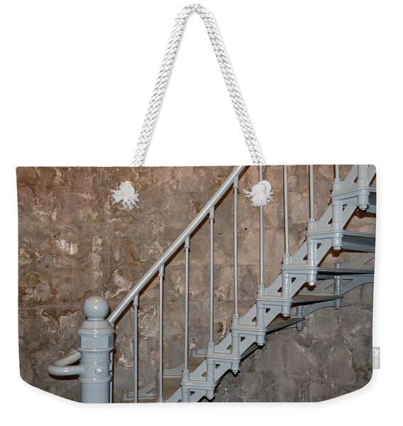 69 Steps Weekender Tote Bag