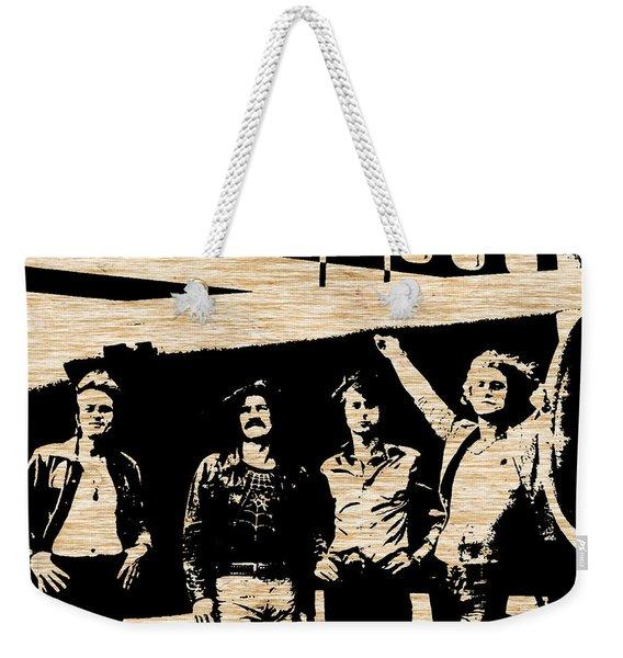 Led Zeppelin Weekender Tote Bag