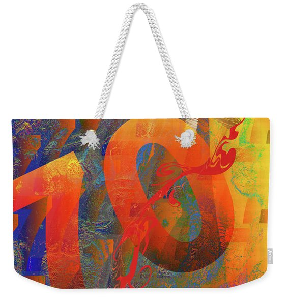 70 X 7 Weekender Tote Bag