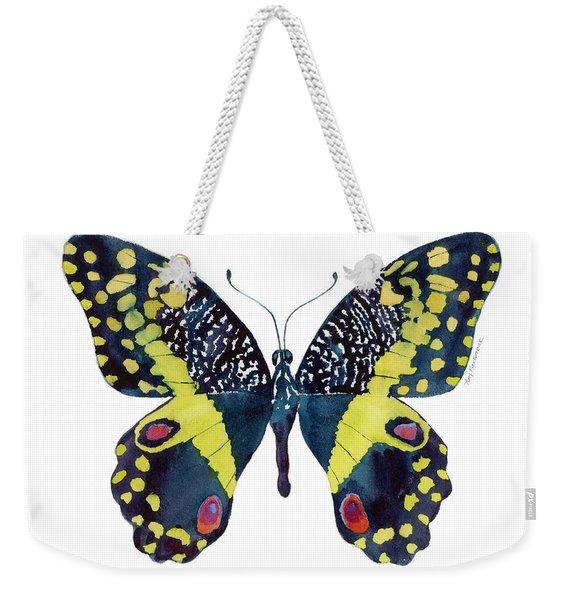 73 Citrus Butterfly Weekender Tote Bag