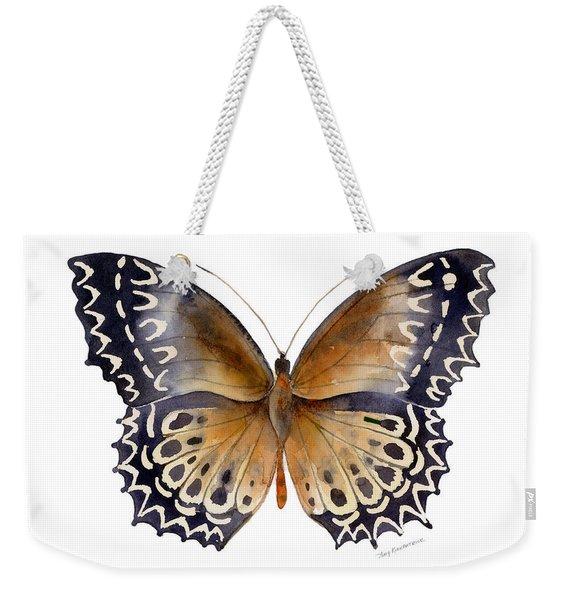 77 Cethosia Butterfly Weekender Tote Bag