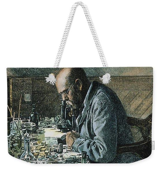 Robert Koch (1843-1910) Weekender Tote Bag