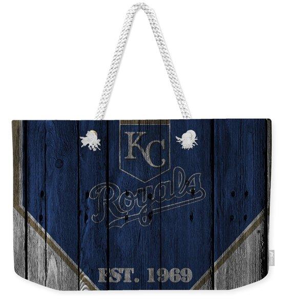 Kansas City Royals Weekender Tote Bag