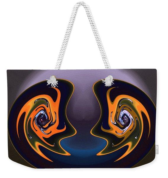Untitled 14 Weekender Tote Bag