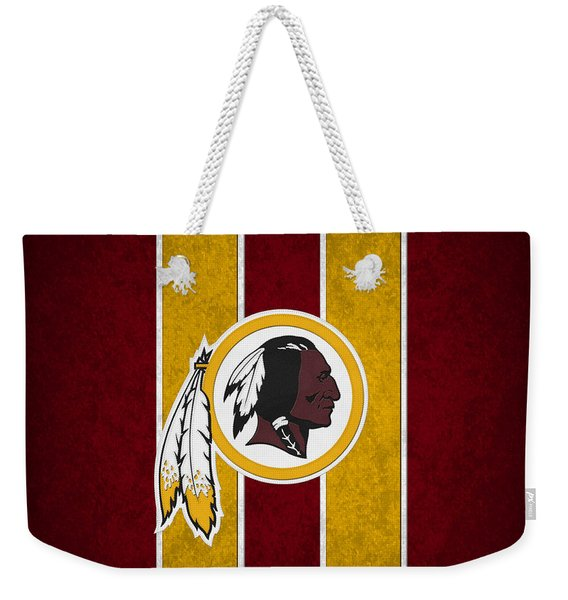 Washington Redskins Weekender Tote Bag