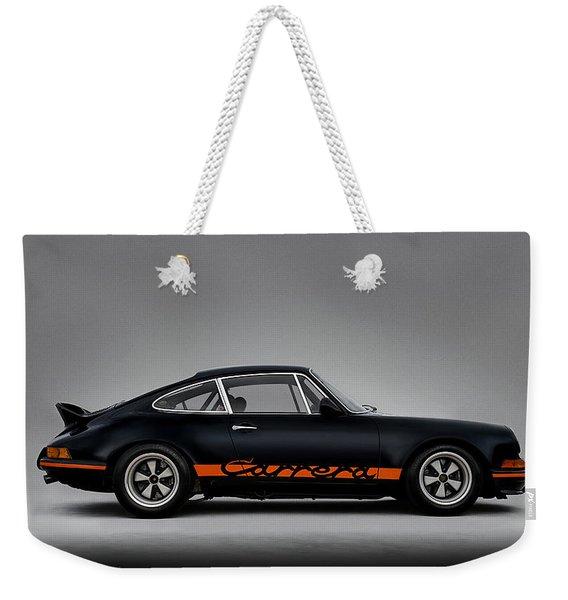 911 Carrera Rsr Weekender Tote Bag