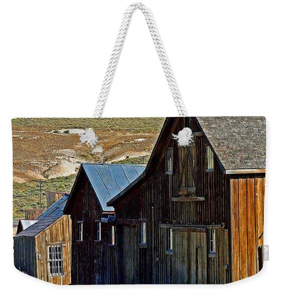 A Barn At Bodie California Weekender Tote Bag