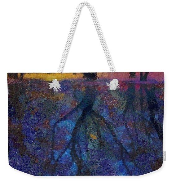 A Beautiful Reflection  Weekender Tote Bag