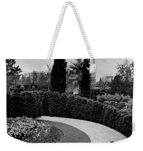 A Bobbink & Atkins Garden Weekender Tote Bag