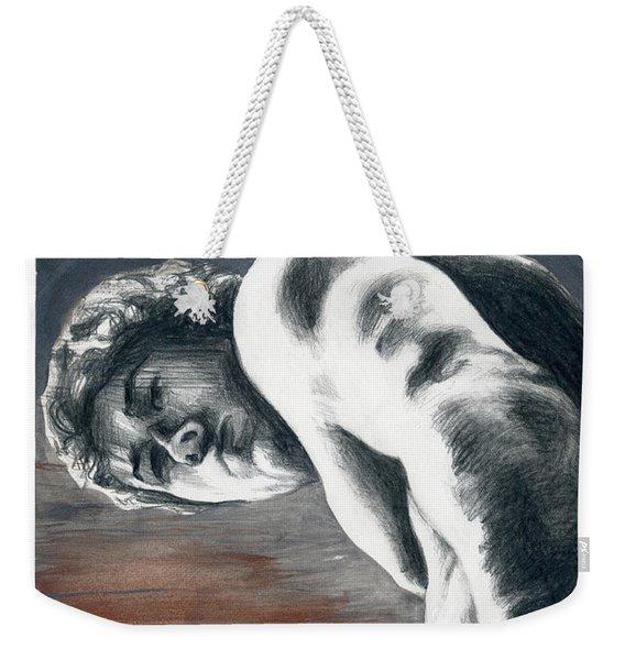 A Boy Named Sideways Weekender Tote Bag