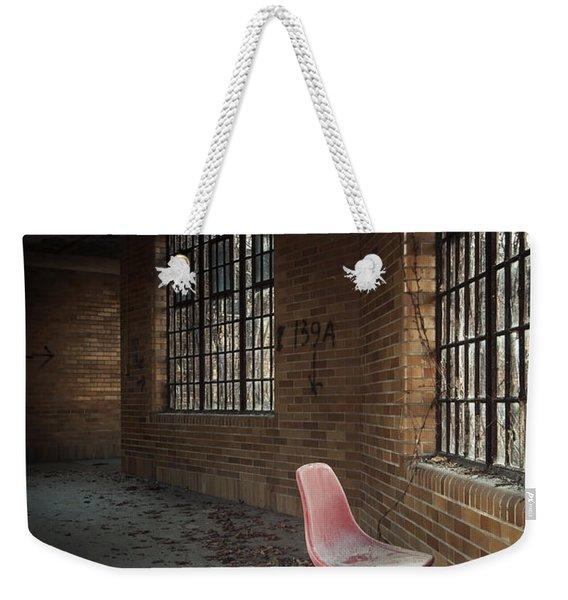 A Broken Serenade Weekender Tote Bag