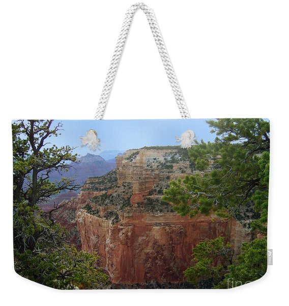 A Cape Royal Plateau Weekender Tote Bag