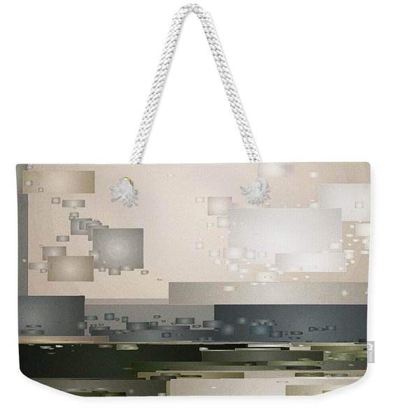 A Cloudy Day Weekender Tote Bag