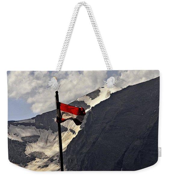A Cool Summerbreeze - Austria Weekender Tote Bag