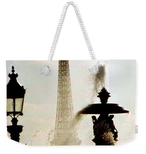 A Different View Weekender Tote Bag