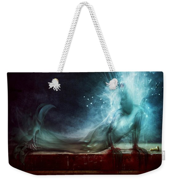 A Dying Wish Weekender Tote Bag