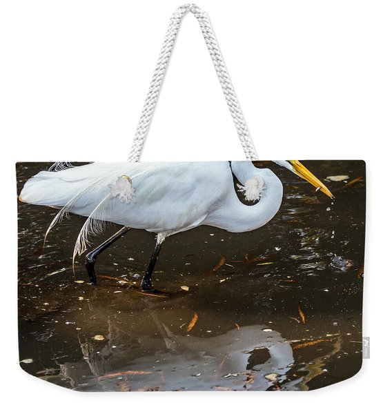 A Fine Catch Weekender Tote Bag