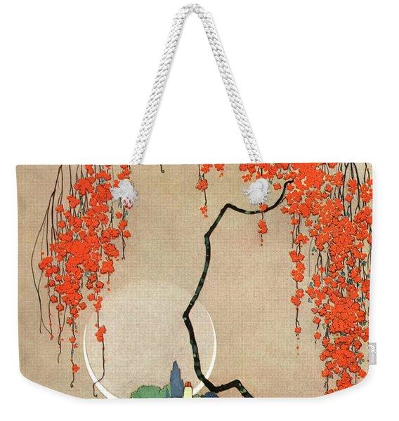 A Flowering Tree Weekender Tote Bag