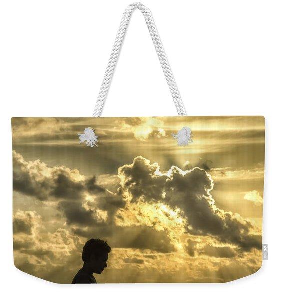 A Fresh Awakening Weekender Tote Bag
