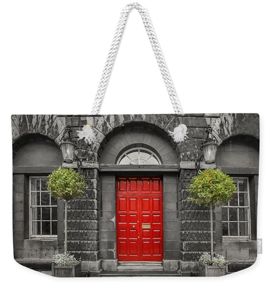 A Heart Needs A Home Weekender Tote Bag