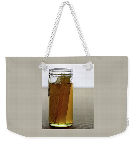 A Jar Of Honey Weekender Tote Bag