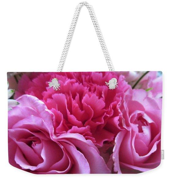 Happy Mothers Day/a Bundle Of Joy Weekender Tote Bag