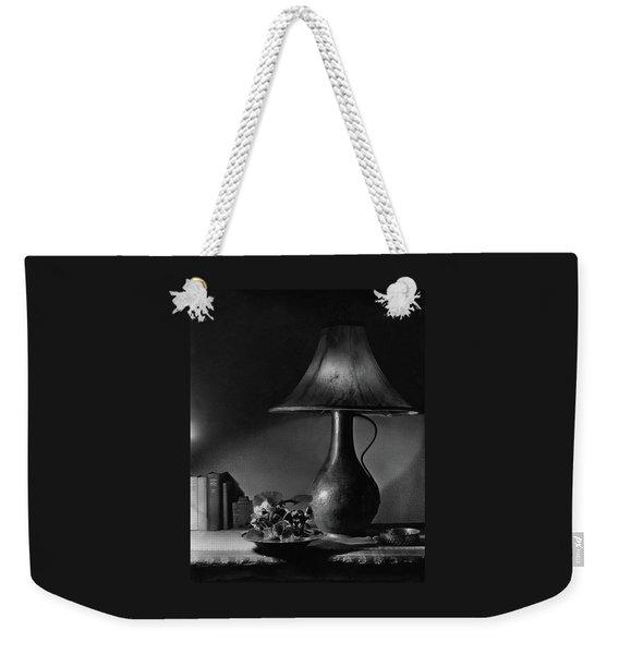 A Jug Lamp Weekender Tote Bag
