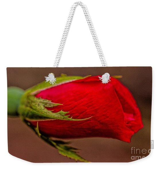 A Knockout Bloom Weekender Tote Bag