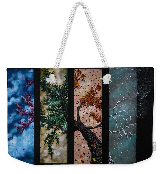 A Life Weekender Tote Bag