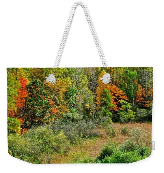 A Lofty Perch Weekender Tote Bag