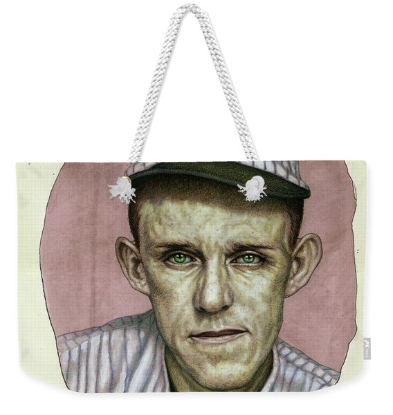 A Man Who Used To Be A Player Weekender Tote Bag
